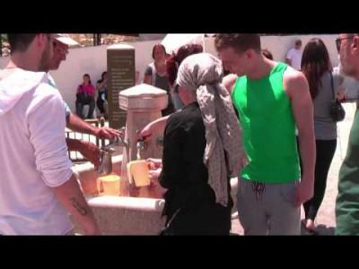 Инфинити в Израиле 2011