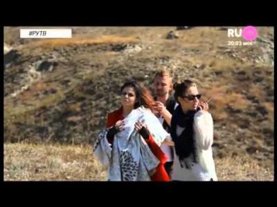 Съёмки клипа 'Как тебя звать?' (RUTV)